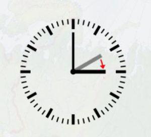 декретное время